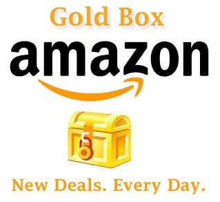 Amazon Gold Box – Daily Deal 26-08-17