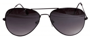 Derry Aviator Dark Blue Sunglasses at Rs.99   Free Shipping