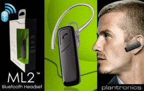 Plantronics Bluetooth Headset at Rs.549 with free shipping