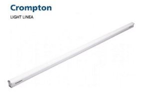 Crompton LED Tube Light – Light Linea 20-Watt  (Cool Day Light) 2pc