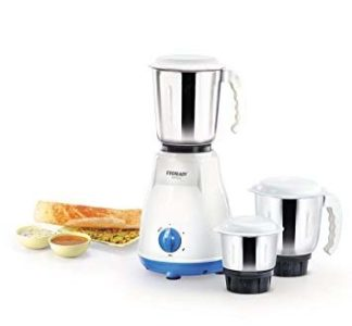 Eveready 500W DIFICIL 3 Jar Mixer Grinder