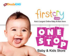 Flat Rs.300 off on minimum purchase of Rs.1350 on FirstCry (Expired)