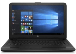 HP Notebook Core i3-6th Gen/4 GB/1 TB/15.6) with Windows 10   MS office