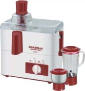 Maharaja Whiteline Mark 1 Happiness 450-Watt Juicer Mixer Grinder