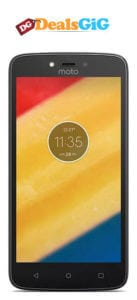 Motorola Moto C 4G VoLTE 16 GB at Rs.4842