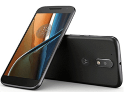 Moto G, 4th Gen (Black, 2 GB, 16 GB)