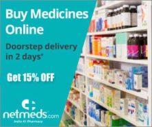 15% OFF on Prescription Drugs