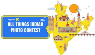 Participate in Flipkart All Things Indian Photo Contest & Win Grand Prizes