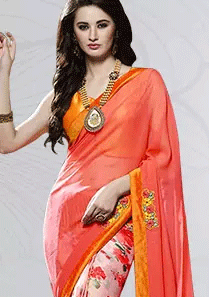 Get up to 80% Off on Sarees