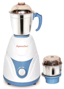SignoraCare Eco Plus 500 W Mixer Grinder 2 Jar