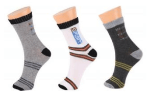 Pack Of 3 Pair Socks at Rs.99