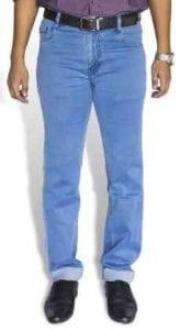 Men's Light Blue Jeans by 0-Degree