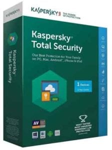 KASPERSKY Total Security 1 PC 1 year