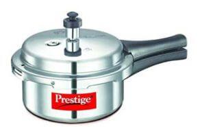 Prestige Aluminium Pressure Cooker 2 Litres