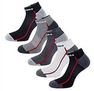 5 Pair Stylish Mens Ankle Socks at Rs.129 with free shipping