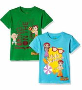 Chhota Bheem Boys' T-Shirt at Rs.149/-