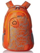 Orange Backpak  at Rs.1858/-
