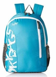 Skybags Polyester Blue Casual Backpack (BPBRA10ELBU)  at Rs.998/-
