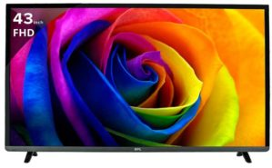 BPL 109 cm (43 inches) Full HD LED TV Vivid BPL109F2010J (Black) at Rs.22,999/-