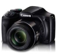 Canon PowerShot SX540 HS 20.3 MP Point & Shoot Camera (Black) atRs.20995/-