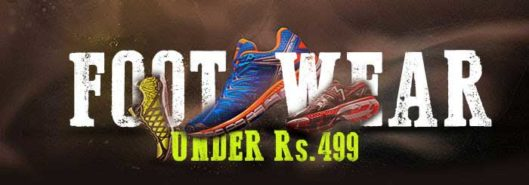 Get 20% Off on Footwear Offer