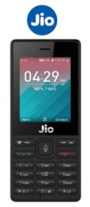 JioPhone Prime Black edition at Rs.1500/-