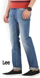 Lee Men's Blue Jeans Various Discounted Price with Free Shipping