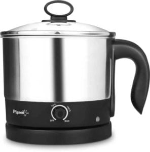 Pigeon Kessel 1.2 L Multi Electric Kettle at Rs.949/-