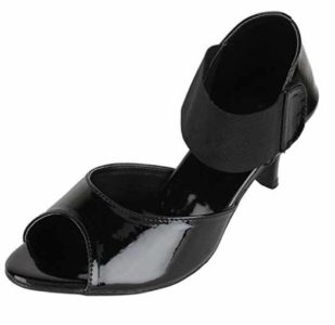 Women's Patent Leather Heel  at Rs.699/-