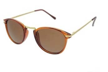 Uv Protected Round Unisex Sunglas at Rs.495/-
