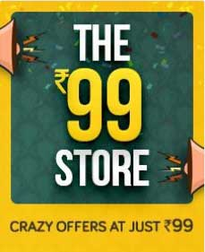 Snapdeal – The 99 Store – All products at Rs.99/- Only