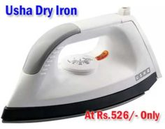 Usha EI 1602 Dry Iron at Rs.526/-