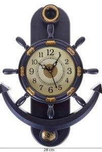 Retailens Analog Wall Clock (Metalic Glass) at Rs.499/-