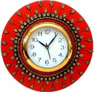 Analog Wall Clock from Divine Crafts at Rs.444/- (Colours Available)