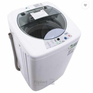 Haier 6 kg Fully Automatic Top Load Washing Machine White  (HWM 60-10) at Rs,12999/-