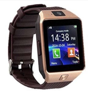 Wrist Watch 4G Compatiable with Camera at Rs.764/-