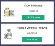 Grab 20% discount on all medicines at Pharmeasy