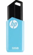 HP V150w 32 GB Pen Drive  (Blue) at RS.719