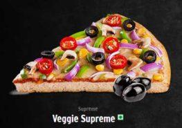 Get 50% off on Medium Pan Pizzas
