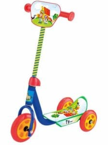 Toy House Lil' Scooter for Preschool kids  (Green) at Rs.