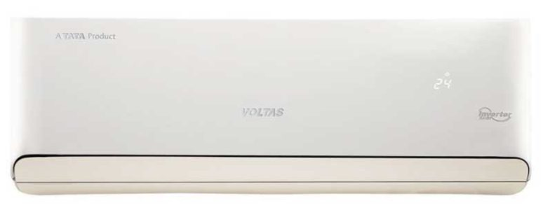 Voltas 1 Ton 3 Star Inverter Split Copper AC at Rs.32,550/- Only