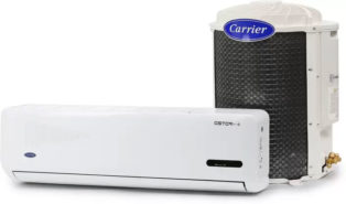 Carrier 1.5 Ton 3 Star BEE Rating 2018 Split AC at Rs.33,990/-