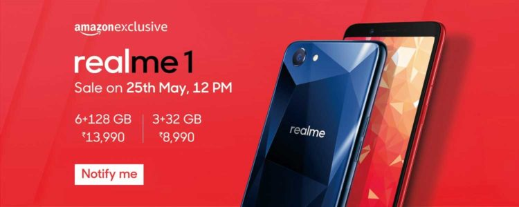 Get 6GB RAM and 128GB ROM Mobile at Rs.13,990/-