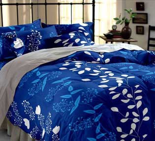 3D Printed Double Bedsheet With 2 Pillow Cover