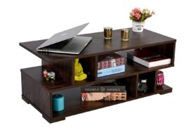 Matte Finish Coffee Table of DeckUp Siena at Rs.2999 only