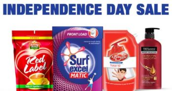 Independence Day Sale at Bigbasket | Get up-to 40% discount