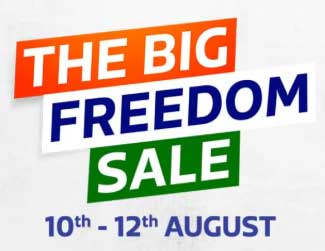 2018 Independence Day SALE at Flipkart | Get 10% instant discount
