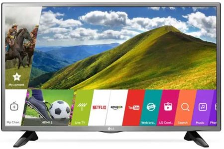 LG Smart 80cm (32 inch) HD Ready LED Smart TV at Rs.19,999 only