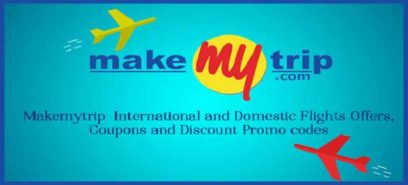 Make My Trip Coupon for Today – Flat Rs.800 discount on Domestic Flights