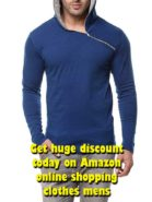 Get huge discount today at Amazon online shopping clothes mens